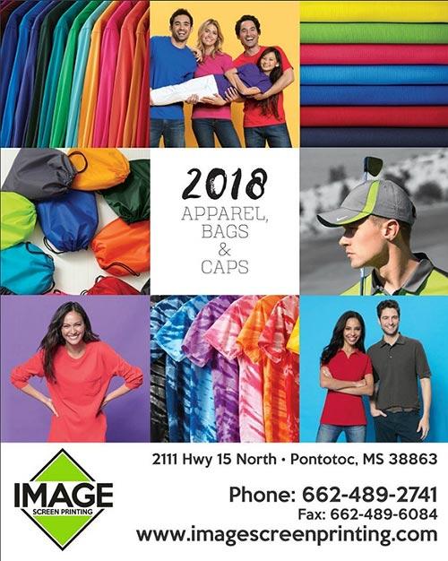 Image Screen Printing - 2018 Sanmar Catalog